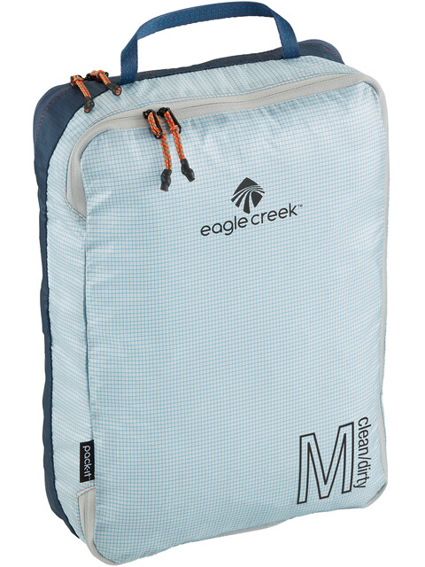 Eagle Creek Specter Tech Clean/Dirty Cube M indigo blue